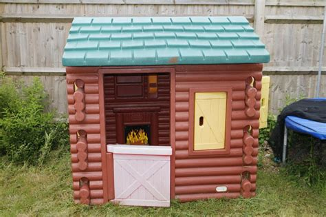 tikes log cabin playhouse tikes log cabin playhouse eastbourne friday ad