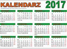 Kalendarz na 2017 rok do druku pdf Edukacyjne bajki do