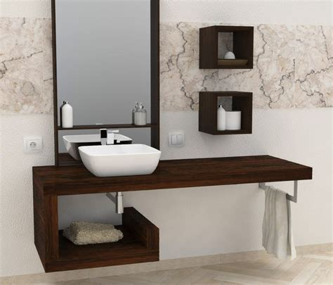 mensole in bagno 15 best images about mensole lavabo on