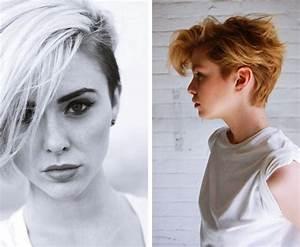 Coupe Longue Femme : 5869 best coiffures images on pinterest ~ Dallasstarsshop.com Idées de Décoration