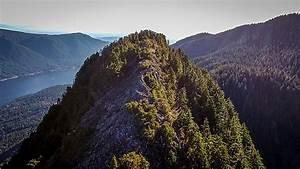 Epic Aerial Views - Garibaldi Mountain Range