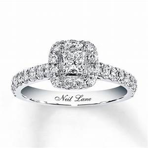 sterlingjewelers neil lane engagement ring 7 8 ct tw With neil lane wedding rings