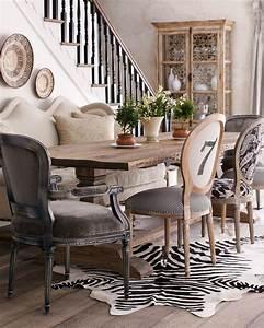 Fantastic mismatched dining room chairs HD9I20