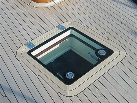 Boat Deck Access Hatches by Deck Boat Deck Boat Hatches