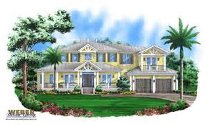Images Key West House Plans by Key West House Plans Elevated Coastal Style Architecture