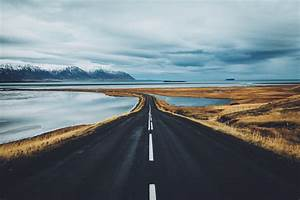 Cloud, Horizon, Landscape, Nature, Road, Hd, Nature, 4k, Wallpapers, Images, Backgrounds, Photos, And