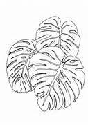 doodle drawing illustration ink zentangle jungle leaves line drawing      Jungle Drawing With Animals