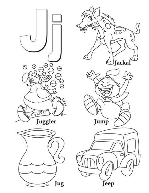 my a to z coloring book letter j coloring page coloring 440   620ae4d200211a8c41ed4ef2e99b6553