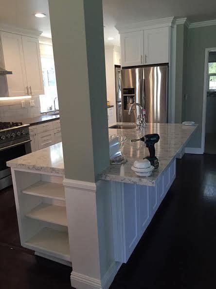 pasadena kitchen remodel cabinet install eden builders