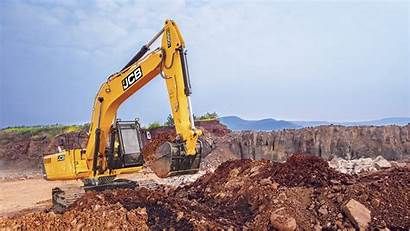 Excavator Wallpapers Jcb Tracked Xtra 220lc Stmed