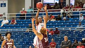 Trio Of Double Digit Scorers Leads South Alabama Women's ...