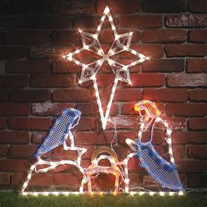 lighted outdoor nativity sets for sale myideasbedroomcom With outdoor nativity lights for sale