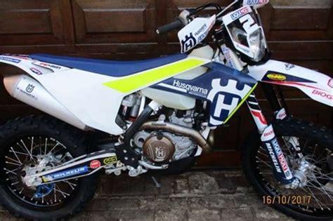 Husqvarna Fe 450 by 2017 Husqvarna Fe 450 Motorcycles For Sale In Gauteng R