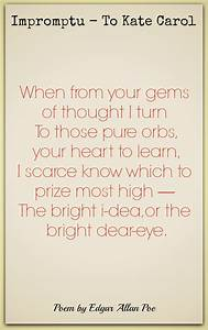 Edgar, Allan, Poe, Poems
