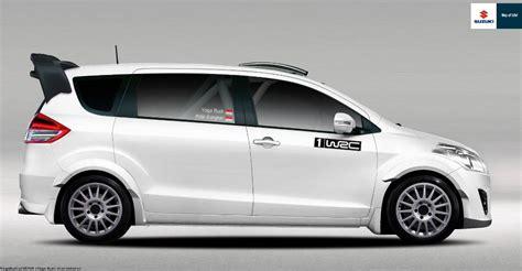 Gambar Mobil Gambar Mobilsuzuki Ertiga by Intip Contoh Modifikasi Suzuki Ertiga Terbaru Gudangcara Net