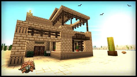 houses blueprints how to build a middle eastern desert house minecraft