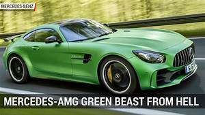 Mercedes AMG GT R To Star In Transformers 5 Autoblog
