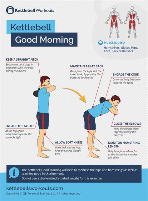 kettlebell warm exercises morning workout exercise kettlebellsworkouts injury hips mornings training form well deadlift mobilise swings