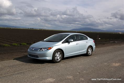 Review: 2012 Honda Civic Hybrid