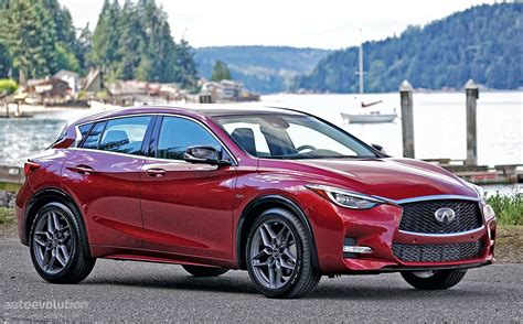 Driven 2017 Infiniti Qx30 Autoevolution