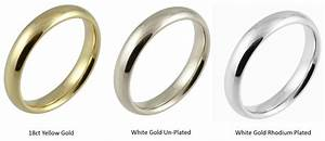 wedding ring metals buyretinaus With wedding ring materials comparison