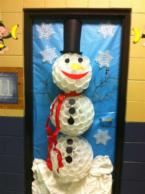christmas door class crafts holiday door decorations