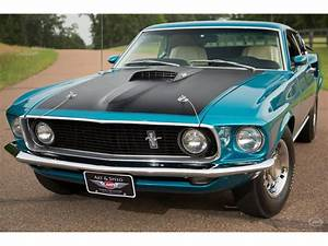 1969 Ford Mustang Mach 1 428 SCJ for Sale | ClassicCars.com | CC-767659