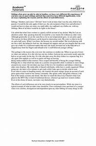 Essay On Growing Up Example Of English Essay Essay On Growing Up
