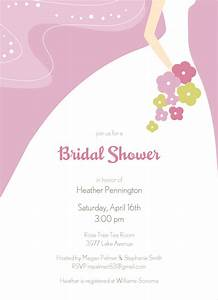 chic bridal shower invitation With wedding shower invitation templates