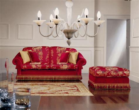 salotti  stile classico dane mobili