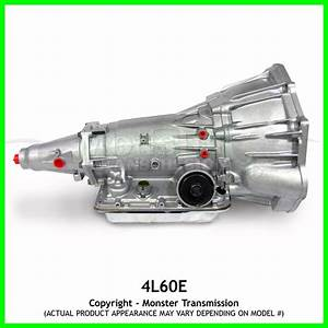4l60e 4l65e Transmission Remanufactured Heavy Duty 4 8 5 3