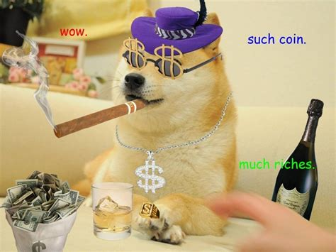 Dogecoin Meme : Life Saving Withdrawn All Dogecoin Now ...