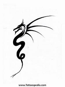 Dragon Tattoo Easy 2