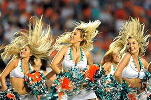 top 10 cheerleading squads in the nfl therichest