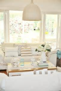 home design furnishings neutral coastal decor in the living room
