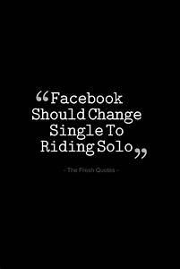 Funny Pictures ... Facebook Single Quotes