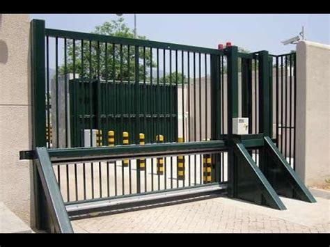 desain pagar rumah minimalis modern pagar minimalis