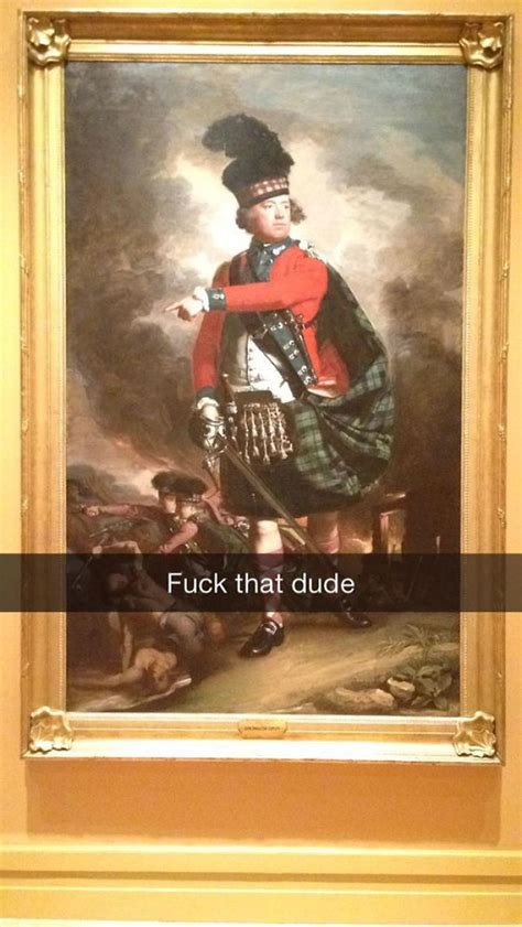 hilarious snapchats   classic art exciting