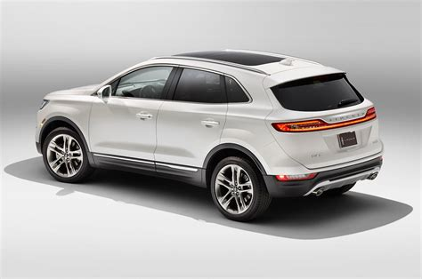 2018 Lincoln Mkc First Drive Motor Trend