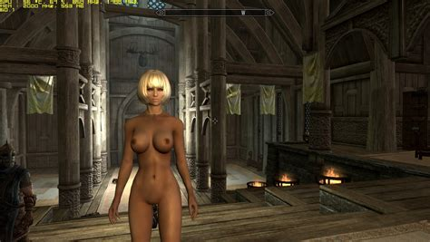 Young Sister Race Chinese Mod Downloads Skyrim Non