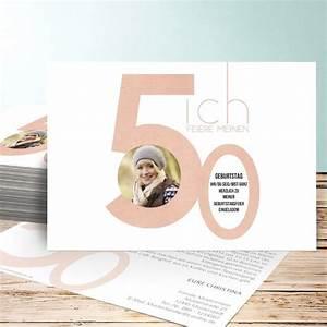 Geburtstagseinladungen Selber Gestalten : einladungskarten 50 geburtstag selbst gestalten invitaciones pinterest einladungskarten ~ Watch28wear.com Haus und Dekorationen