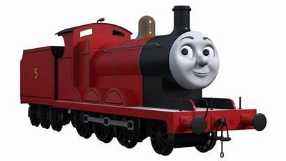 Thomas James Engine Cgi Friends Wikia Train
