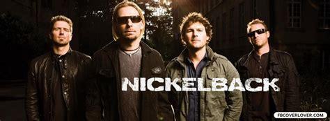 Nickelback 4 Facebook Cover