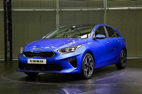 Kia Pro Ceed Gt 2019 by 2019 Kia Ceed Gt Warm Hatchback Coming With To 200