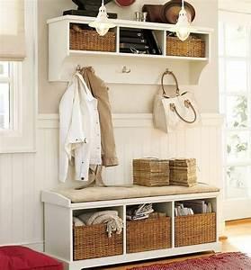 idee deco entree maison meuble banc porte manteau samantha With porte manteau meuble d entree 18 meuble de rangement pour lentree en 35 idees magnifiques