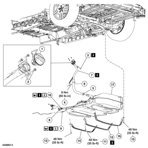 fuel cap replacement ford forum enthusiast forums
