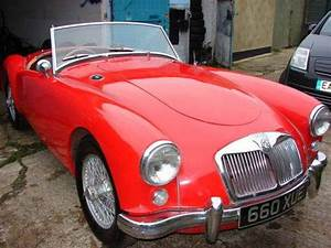 Introduction To Mga Cars