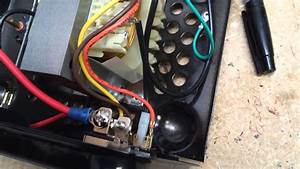 Install Battery Charger On  Off Switch