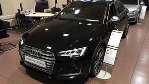 Audi S4 B9 : 2017 audi s4 b9 saloon exterior and interior review ~ Jslefanu.com Haus und Dekorationen