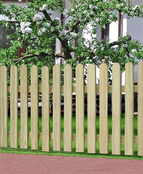 Garten Zaun  Holzzaun Bielefeld Gerade Kdi 180 X 100 Cm
